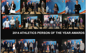 2014 Athletics Person Of the Year