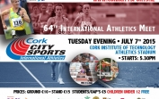 Preparations Well Under Way For The 64th Cork City Sports
