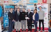 John Buckley Sports Renew 3K Sponsorship