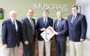 MUSGRAVE GROUP SPONSOR CORK CITY SPORTS FOR 33 YEARS
