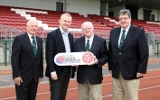 Cork Airport Proud To Sponsor Cork City Sports