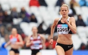 Lynsey Sharp Goes Sub 2 in Lausanne 800m