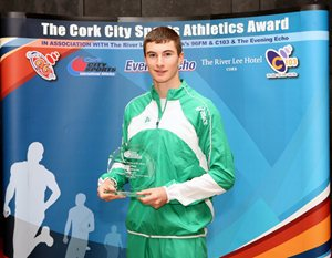 Athlete of the Month September 2012