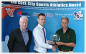 ATHLETE OF THE MONTH JULY 2012