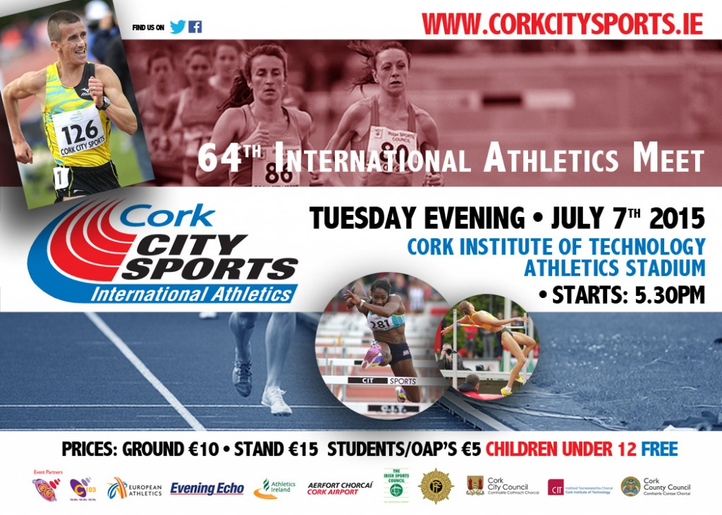 Cork City Sports Poster 2015