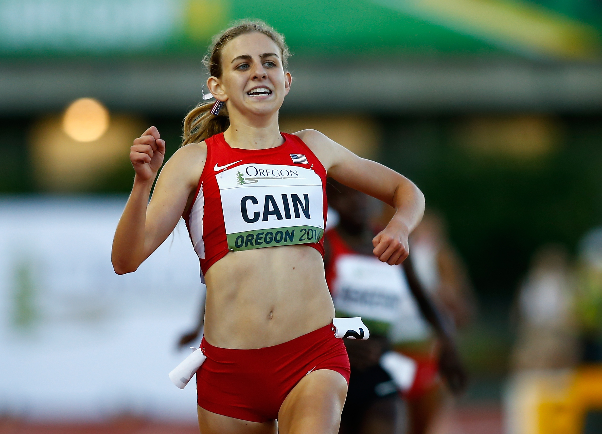 USA Rising Star Mary Cain is coming to Cork « Cork City ...