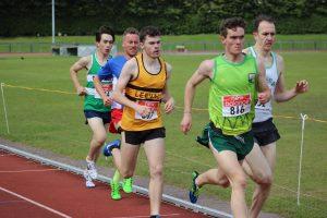 Junior Men's & Women's 1500m, Plus Open 3000m